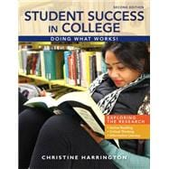 Student Success in College Doing What Works!