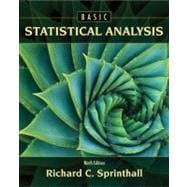 Basic Statistical Analysis