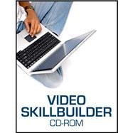 Video Skillbuilder CD-ROM for Stewart�s Calculus, 6th