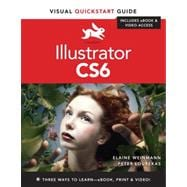 Illustrator CS6 : Visual QuickStart Guide