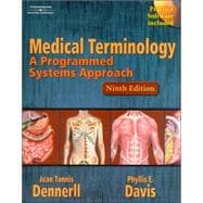 Medical Terminology: A Programmed Systems Approach (Book with CD-ROM)