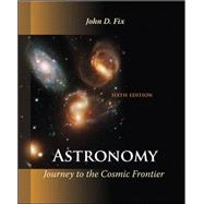 Astronomy : Journey to the Cosmic Frontier