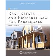 Real Estate & Property Law for Paralegals 4e