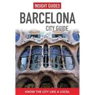 Insight Guides City Guide Barcelona 9781780052199R