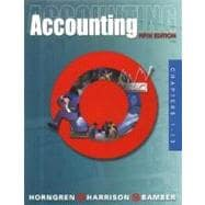 Accounting  1-13 and Target Report and CD Package