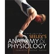 Combo: Seeley's Anatomy & Physiology with (2) Tegrity AC & Connect Plus Access Cards