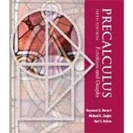 Precalculus: Functions and Graphs with Smart CD (Windows)