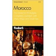 Fodor's Morocco, 2nd Edition