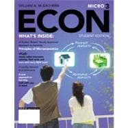 ECON Micro 3 (with CourseMate Printed Access Card)