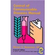 Control of Communicable Diseases Manual 1995: 5 Prepack