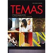 Temas AP Spanish Language (Book Only)