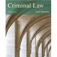 Cengage Advantage Books: Criminal Law