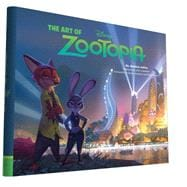 The Art of Zootopia 9781452122236R