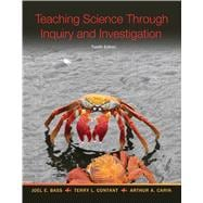 Teaching Science Through Inquiry and Investigation