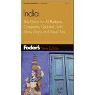 Fodor's India, 4th Edition