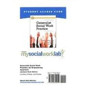 MySocialWorkLab -- Standalone Access Card -- for Generalist Social Work Practice An Empowering Approach