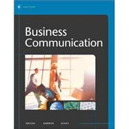 Business Communication (with CD-ROM and InfoTrac)