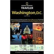 National Geographic Traveler: Washington D.C. (3rd Edition)