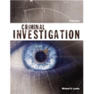 Criminal Investigation (Justice Series) Plus MyCJLab with Pearson eText -- Access Card Package
