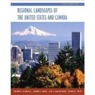 Regional Landscapes of the United States and Canada, 6th Edition