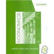 CourseBook for Gwartney/Stroup/Sobel/Macpherson�s Economics: Private and Public Choice