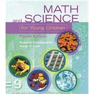 Math & Science for Young Children, 4E