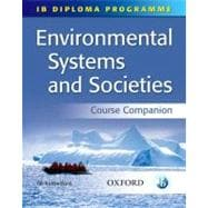 IB Environmental Systems and Societies Course Companion
