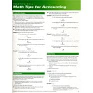 Math Tips for Accounting