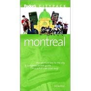 Fodor's Citypack Montreal, 3rd Edition