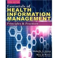 Bundle: Essentials of Health Information Management: Principles & Practices