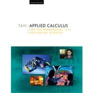 Applied Calculus for the Managerial, Life, and Social Sciences, 8th Edition