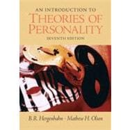 Introduction to Theories of Personality, An