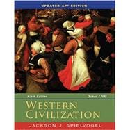 Western Civilization Since 1300