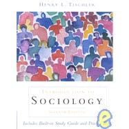 Introduction to Sociology (Non-InfoTrac Version)