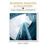 Business Analysis Valuation Using Financial Statements (No Cases)