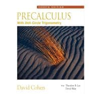 Precalculus With Unit Circle Trigonometry (with Interactive Video Skillbuilder CD-ROM)