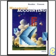 Managerial Accounting Sixth Edition