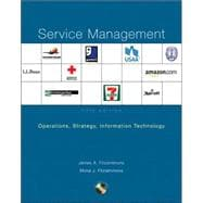 Service Management Operations : Operations, Strategy, and Information Technology