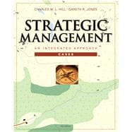 Cases in Strategic Management An Integrated Approach