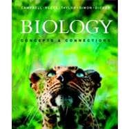 Biology Concepts &amp;Connections with MasteringBiology