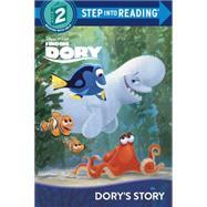 Dory's Story (Disney/Pixar Finding Dory) 9780736482318R