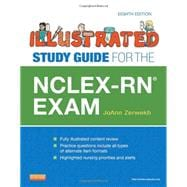 Illustrated Study Guide for the NCLEX-RN (Book with Access Code)