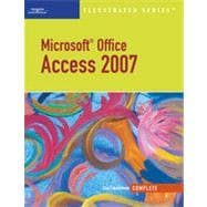 Microsoft Office Access 2007-Illustrated Complete