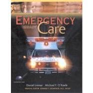 Emergency Care w/CD-ROM (Paper version)