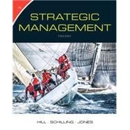 Strategic Management: Theory An Integrated Approach