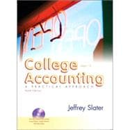 College Accounting 1-25 and DVD Package