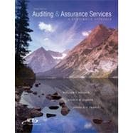 MP Auditing & Assurance Services w/ ACL Software CD-ROM A Systematic Approach