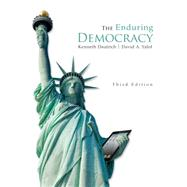 The Enduring Democracy (with Aplia Printed Access Card)