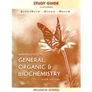 Introduction to General Organic & Biochemistry