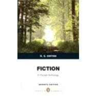Fiction Pocket Anthology with NEW MyLiteratureLab -- Access Card Package